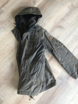 Barbour Parka 36