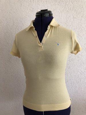 Barbour Poloshirt gelb