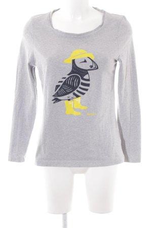 Barbour Print-Shirt Motivdruck Casual-Look