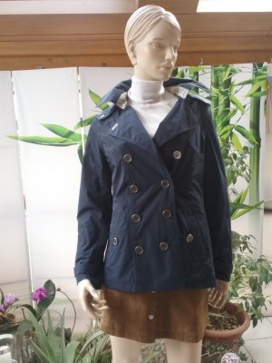 Barbour Raincoat dark blue