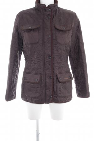 Barbour Steppjacke braun Brit-Look