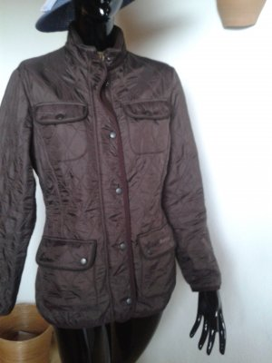 Barbour Steppjacke Gr.38 in braun