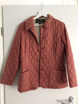 Barbour Steppjacke korallenrot