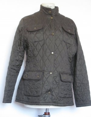 Barbour Steppjacke, oliv