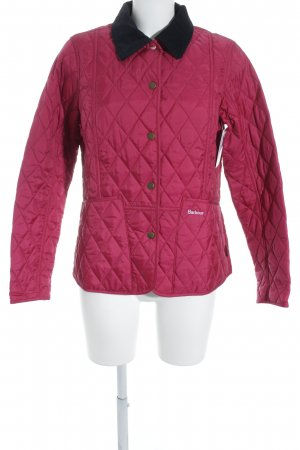 Barbour Steppjacke rot Casual-Look