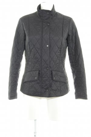Barbour Quilted Jacket black casual look