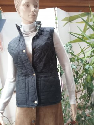 Barbour Quilted Gilet dark blue