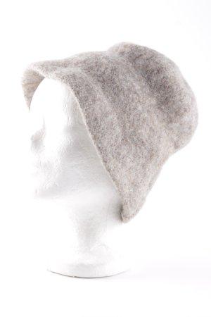 Barbour Chapeau en tricot moucheté élégant