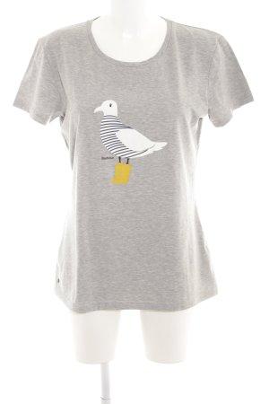 Barbour T-shirt prints met een thema casual uitstraling