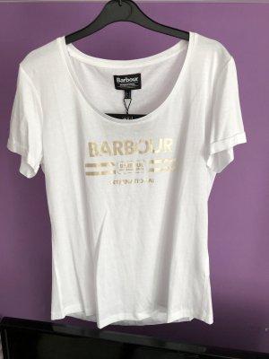 Barbour T-Shirt neu S