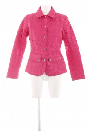 Barbour Übergangsjacke pink Casual-Look