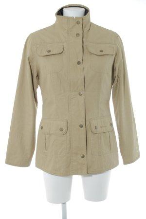 Barbour Übergangsjacke beige Casual-Look
