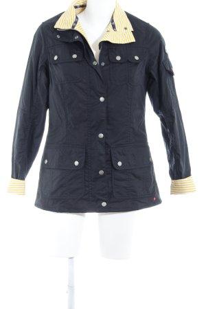 Barbour Between-Seasons Jacket striped pattern casual look