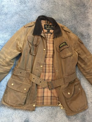 Barbour Waxed Jacket multicolored