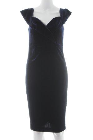 Bardot Abendkleid dunkelblau Elegant
