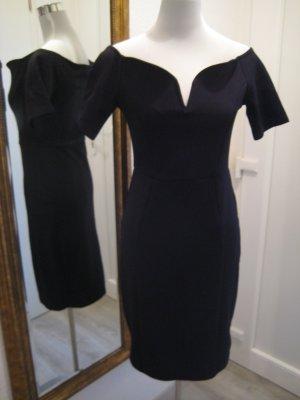 Bardot Kleid schwarz Gr M