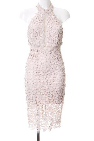 Bardot Midikleid pink Elegant