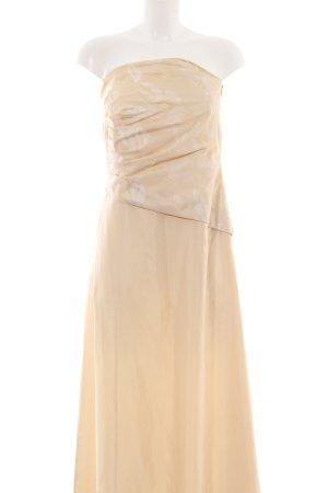 Barisal Abendkleid creme Blumenmuster Elegant