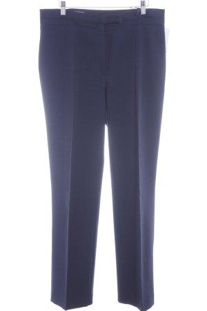 Barisal Pantalone a pieghe nero stile professionale