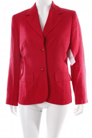 Barisal Kurz-Blazer rot Business-Look