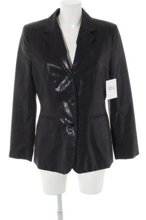 Barisal Kurz-Blazer schwarz Elegant
