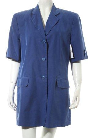 Barisal Long-Blazer kornblumenblau Casual-Look