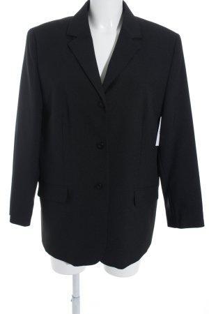 Barisal Blazer long noir style classique