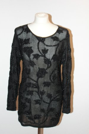 Baronia Edition Long Sweater black