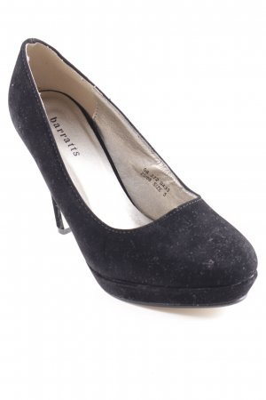 Barratts High Heels black classic style
