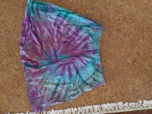 Short Trousers multicolored