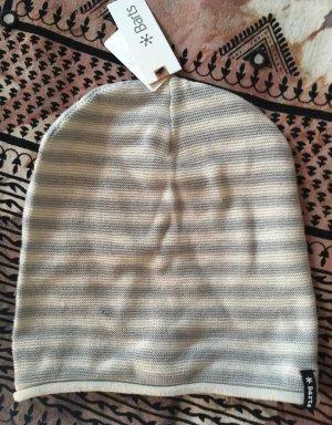Barts Bonnet gris brun