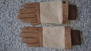 Barts Padded Gloves brown