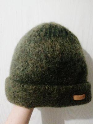 Barts Cap olive green-khaki