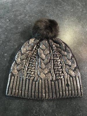 Barts Mütze Damen gold braun