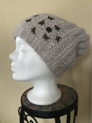 Barts Knitted Hat oatmeal