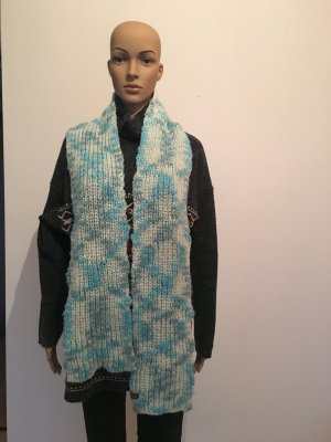 Barts Knitted Scarf multicolored