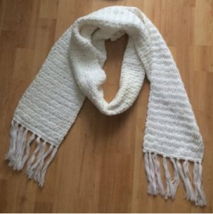 Barts Scarf natural white-white