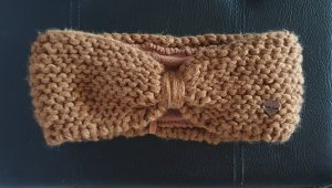 Barts Knitted Hat light brown