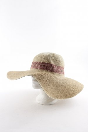 Barts Straw Hat flecked casual look