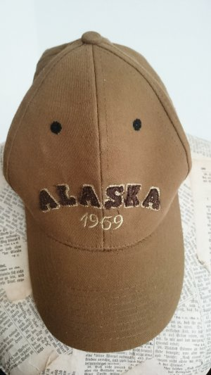 Gorra de béisbol caqui Algodón