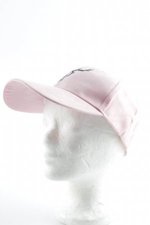 Basecap rosa Casual-Look