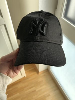 Basecap schwarz NY