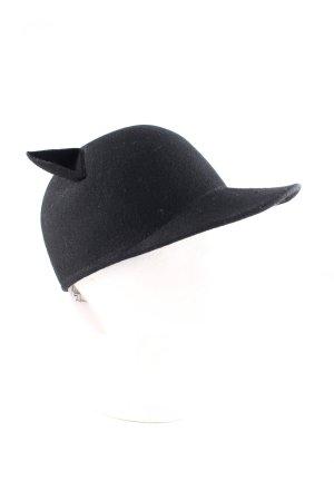 Basecap schwarz sportlicher Stil