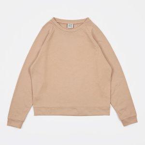 Baserange / Base Range Nude Sweater Bio Baumwolle Yoga Mandala Wellicious Iro M