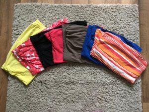 H&M Top a fascia multicolore