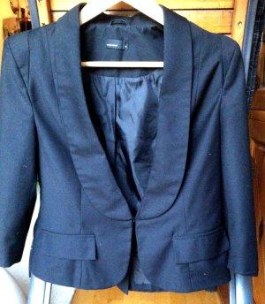 Basic Blazer von Vero Moda in schwarz