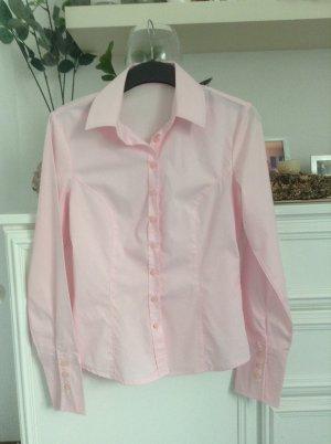 Basic-Bluse / rose / Gr. 34 XS / Pumkie