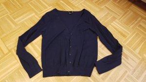 Basic Cardigan dunkelblau Gr.38