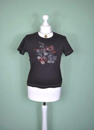 "Basic Casual Kurzarm Shirt ""Reflected"""