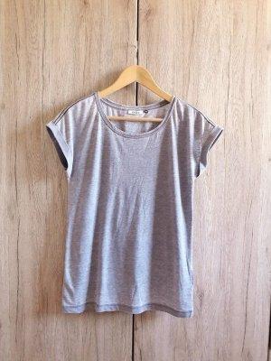 Basic Casual Shirt washed grau Gr. XS